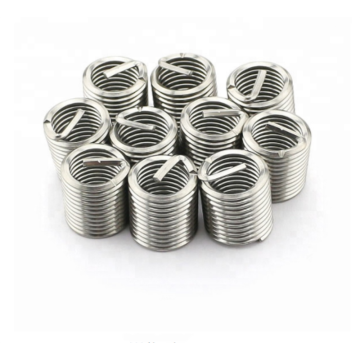 M7 M7x1 stainless steel/ copper wire thread insert