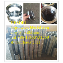 China for Concrete Pump Hd Flange Standard SK Concrete Pump Pipe Flange Collar export to Netherlands Importers