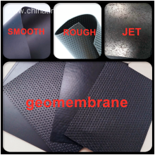 Welding Machine& HDPE Smooth Geomembrane with Cheap Price