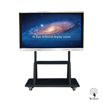 70 Inches Smart LED Panel na Mobile nguzo