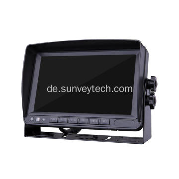HD Backup Mirror-Monitorbildschirm