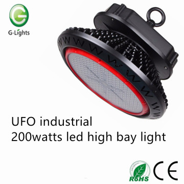factory customized for Offer Led High Bay Light, High Bay Light, Led High Bay from China Supplier UFO industrial 200watts led high bay light supply to Portugal Factories