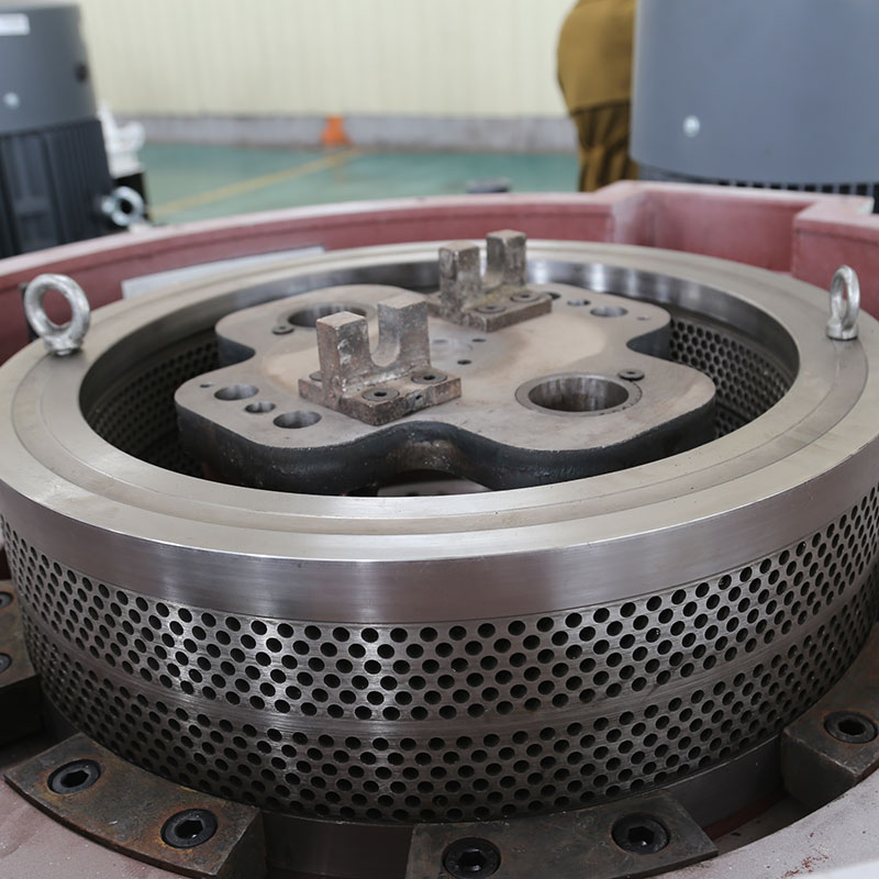 Wood Pellet Mill Ring Die