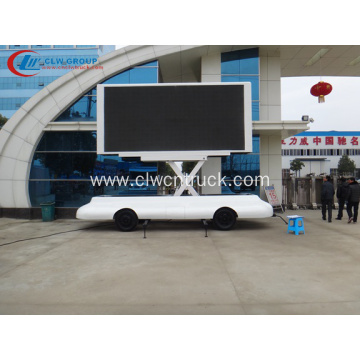 2019 New 6.8㎡ Mobile LED Advertising Trailer