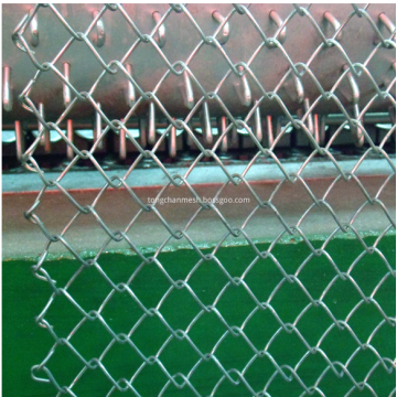 Stainless Steel Chain Link Fencing