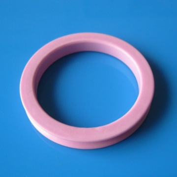 Reliable for Alumina Ceramic Pink alumina ceramic ring guide export to India Supplier
