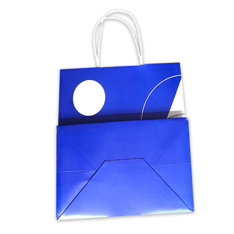 The Beautifully Designed Handbag Outer Packaging Paper Bags
