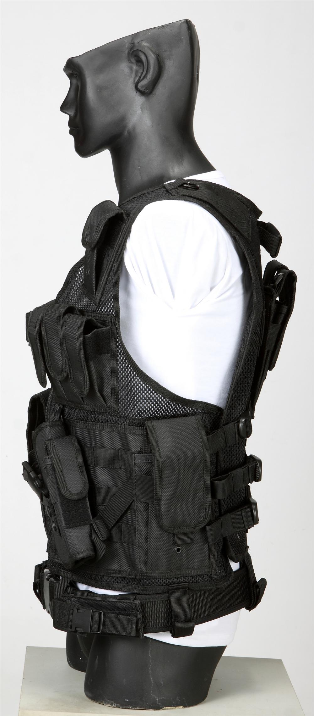 Security Fashion Tactical Vest