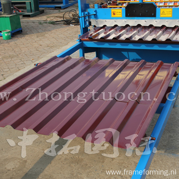 cold roll forming machine sheet metal forming machine