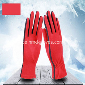 Polar Fleece Outdoor Sports Handschuhe
