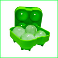 Round Silicone Ball Shaped Ice Cube Tray