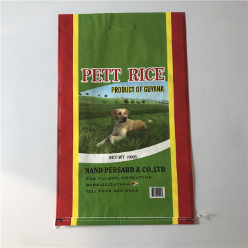 PP Woven 50kg Bag OF Rice