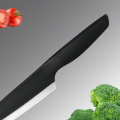 BLACK 8 INCH CHEF KNIFE