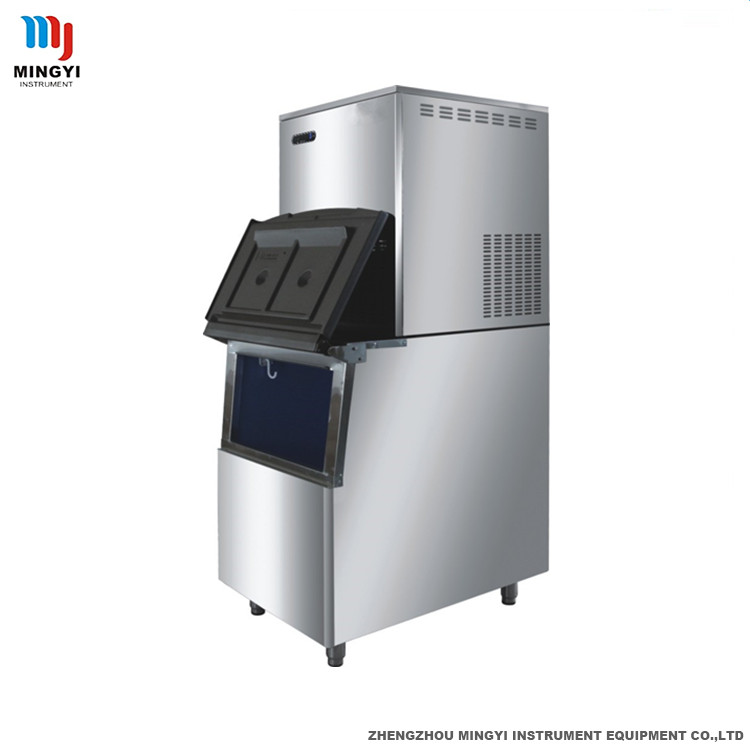 big ice maker machine
