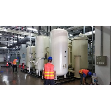 Onsite nitrogen production machine