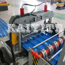 Good Quality for Ibr Roof Manufacturing Machines Automatic Metal Sheet Roll Forming Machine for sale supply to Belize Factories