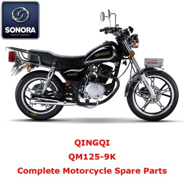 Qingqi QM125-9K Complete Motorcycle Spare Part