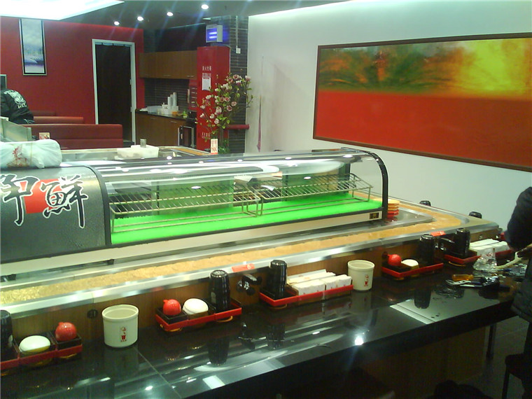Reliable Stainless Steel Sushi Conveyor Belt