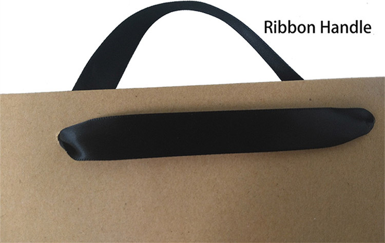 Recyclable brown kraft paper bag specification