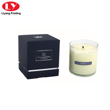 luxury gift box for candle packaging box
