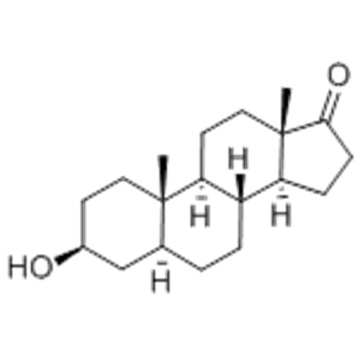 Androstan-17-one, 3-hydroxy -, (57261731,3b, 5a) - CAS 481-29-8