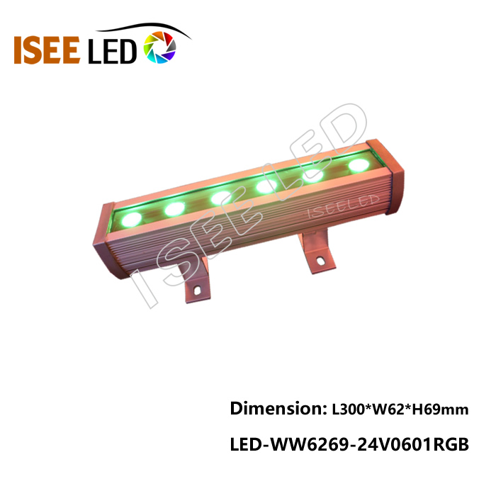 High Power RGB Led Wall Washer Light