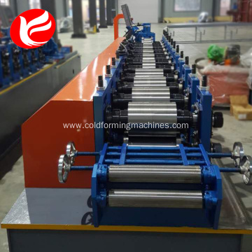 Galvanized door frame forming steel dooring sheets machine