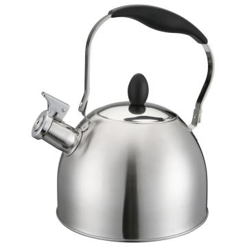 Silver Durable Whistling Kettle