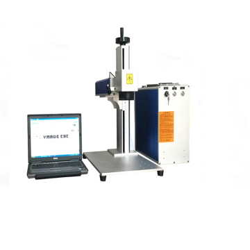 Deep  50W Raycus Fiber Laser Marking Machine