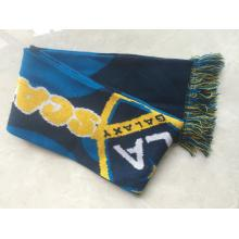 ODM for Acrylic Knitting Scarf Jacquard  Football Team Carnival  Knitting Scarf supply to Mozambique Manufacturer