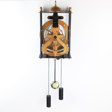 Retro Hollowed-out Gear Wall Clock