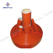 OEM manufacturer custom for Silicone Hose Guard Weather resistance hoses silicone coated fire sleeves supply to France Factory