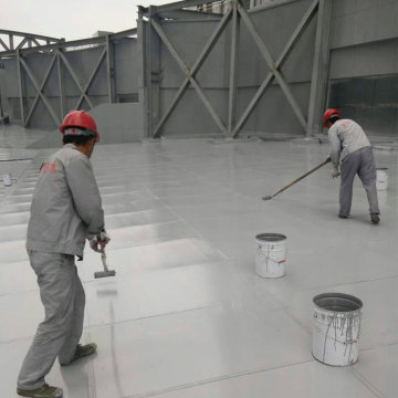 Roof waterproof coatings for metal roofs material