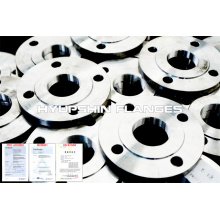 Pipe Tube Flanges Carbon Steel Forging Forged