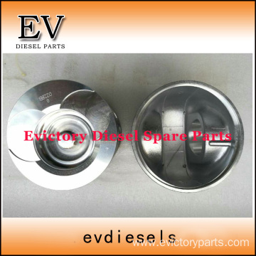 DOOSAN excavator engine piston D1146 piston ring
