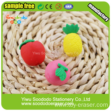 Promotional Kids Fruit Shaped Eraser