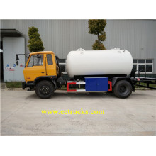 China for Propane Delivery Trucks Dongfeng 10000 Litres LPG Tanker Trucks supply to North Korea Suppliers