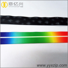 Custom TPU coated long chain waterproof zipper