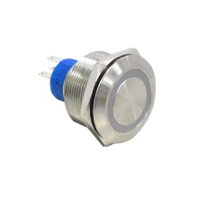 Reliable for Illuminated Push Button Switch UL IP67 Momentary Illuminated Power Switch supply to Indonesia Factories