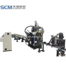 Customized for China Angle Punching Machine,Punch Machine,Punching For Angle Steel Manufacturer and Supplier Angle Punching Machine for The Angle Tower Transmission export to Canada Manufacturers