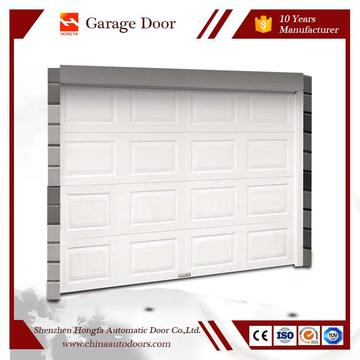 Remote Control Residential Garage Door