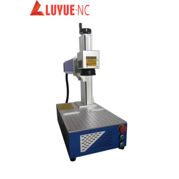 Faith Ceramic Toner Fiber Laser Marking Machine