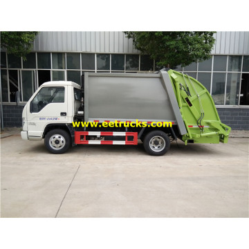 Foton 3000 Litres Garbage Compactor Vehicles