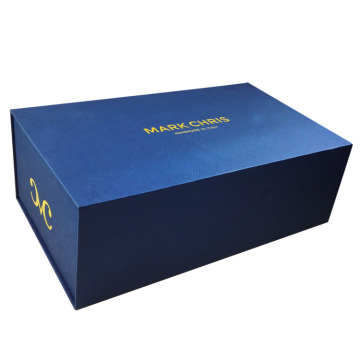 Unique Magnet Closure Foldable Book Gift Paper Box
