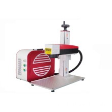 Leading for 20W Fiber Laser Marking Machine Deep  50W Raycus Fiber Laser Marking Machine supply to Andorra Importers