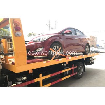 2019 JAC 5.6m Wadeable Car Towing Vehicle