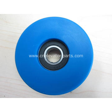 Mitsubishi escalator step roller 76*25MM