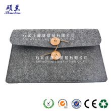 Good quality 100% for Water Proof Felt Laptop Bag New design customized color felt laptop bag export to United States Wholesale