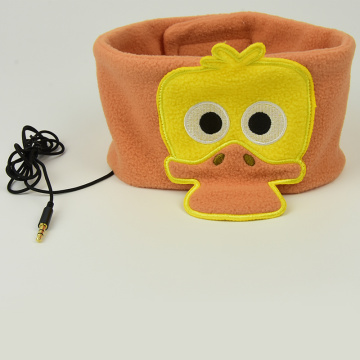Barn Lovely Animals Cartoon Sova Headband Ear Phone