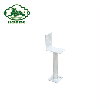 High Quality Hot-Dip Galvanized Post Anchor Support